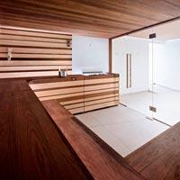 Commercial Sauna Bath