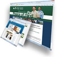 Microsite Designing Service