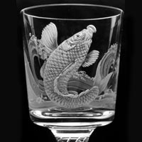 Glass Engravings