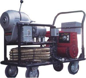 Rodding Machine