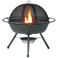 Salt Lamp Fire Pit : Home Decorations - Manufacturers, Suppliers & Exporters in India