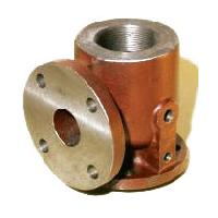 Cast Iron Bearing Housings