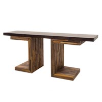 Wooden Consoles