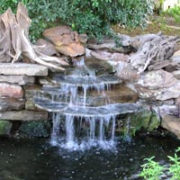 Garden Waterfall