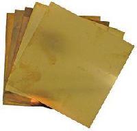 Leaded Brass Sheet