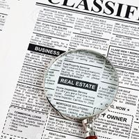 Newspaper Classified Advertisement
