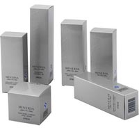 Paper Cosmetic Boxes