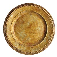 Antique Charger Plate
