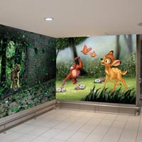 Wall Covering Service