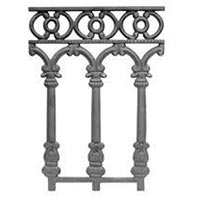 Cast Iron Railing Manufacturers Suppliers Amp Exporters