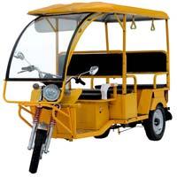 Battery Operated Rickshaw