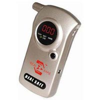 Alcohol Breath Detector