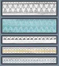 Elastic Crochet Tapes