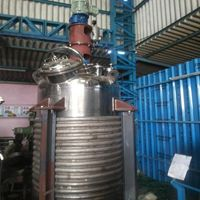 Stainless Steel Chemical Reactor