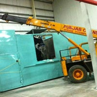Machine Shifting Services