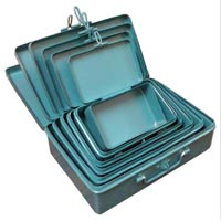 Colored Jewelry Boxes