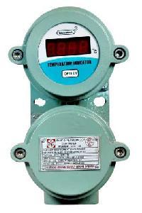 Flame Proof Temperature Indicator
