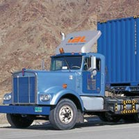Land Freight Service