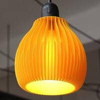 Printed Lamp Shade