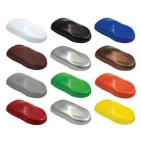 Colour Powder Coatings