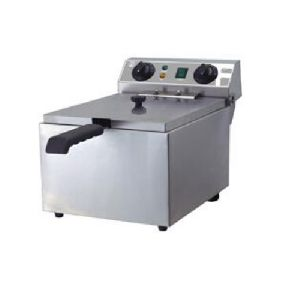 Twin Tank Fryer