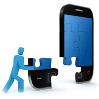 Mobile-wireless Application Service