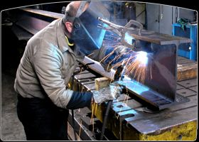 Sheet Steel Fabrications