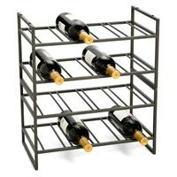 Iron Bottle Racks
