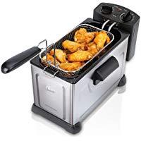 Stainless Steel Deep Fryer