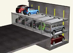 Vertical Parking System