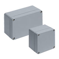 Aluminium Junction Boxes