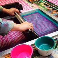 Water Based Textile Inks