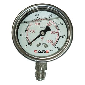 Liquid Pressure Gauges