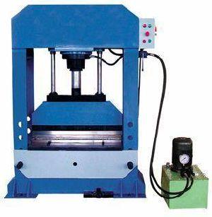 Paver Hydraulic Press Machine