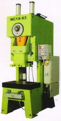 C Frame Press Machine