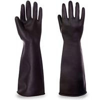 Elbow Latex Gloves