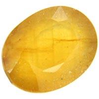 Oval Cut Gemstone