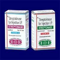 Streptokinase Injections