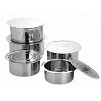 Steel Cooking Utensils