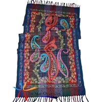 Embroidered Jacquard Shawls