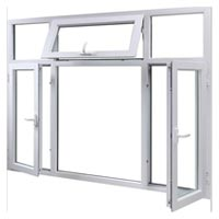 Aluminum Window Glass