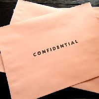 Confidential Envelopes