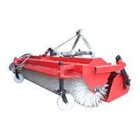 Mechanical Broom Sweeper
