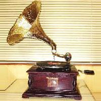 Brass Gramophones