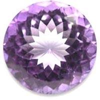 Round Cut Gemstone