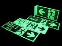 Luminescent Signs