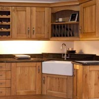 Wood Kitchen Door