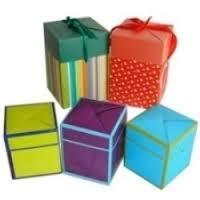 Printed Folding Boxes