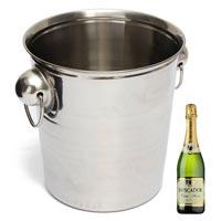 Stainless Steel Wine Buckets