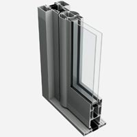 Aluminium Door Profile